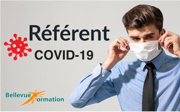 Référent Covid-19 : Prévenir le risque infectieux